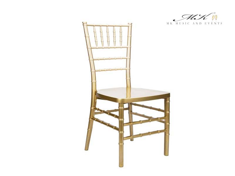 Chair rentals in Miami - Rentals for events in Miami