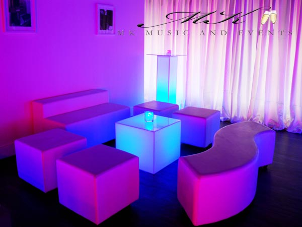 S Bench Mk Music And Events Event Rentals In Miami