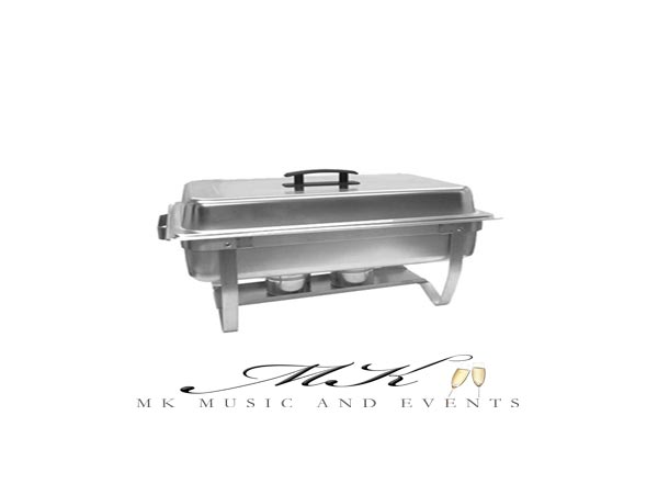 Event rentals in Miami - Rentals for Events - Chafing dish rental