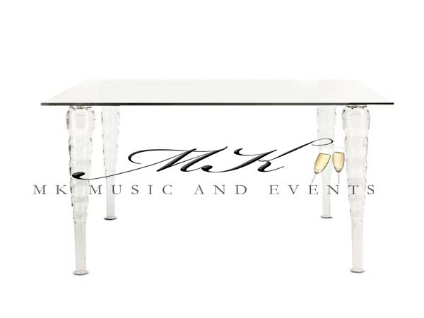 Event rentals in Miami - Sweetheart tables