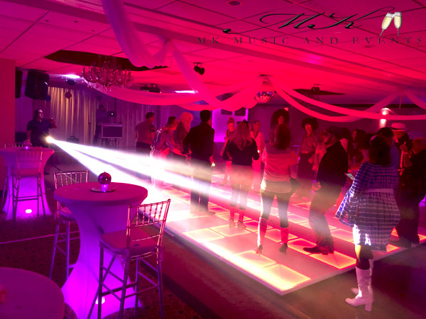 Event rentals in Miami - Lighting for events