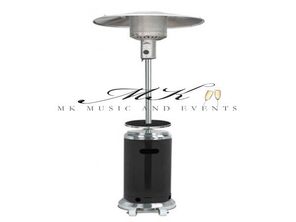 Event rentals in Miami - Patio heater rental