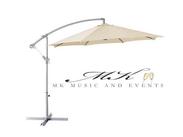 Event rentals in Miami - Patio Umbrella rental