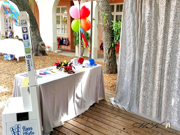 Photo booth rental - Event rentals in miami