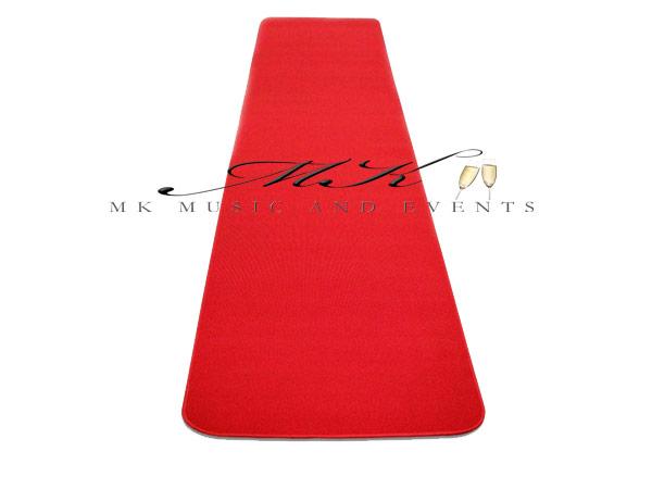 Event rentals in Miami - Red carpet rentals