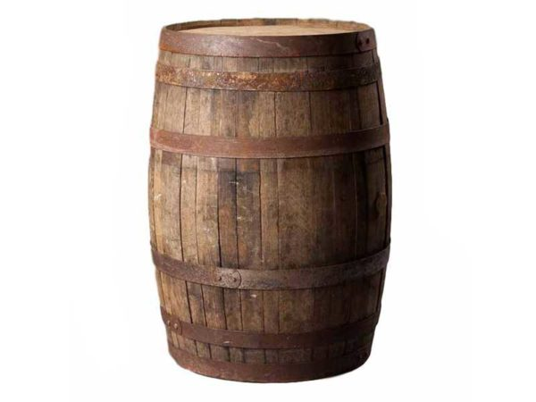 Barrels rental Miami - Rentals for events Miami