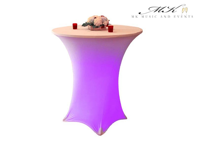 Event rentals in Miami - Tables rental in Miami