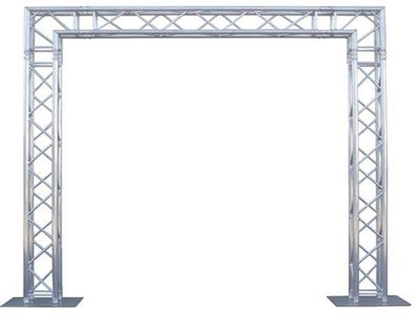 Event rentals in Miami - Truss Arch