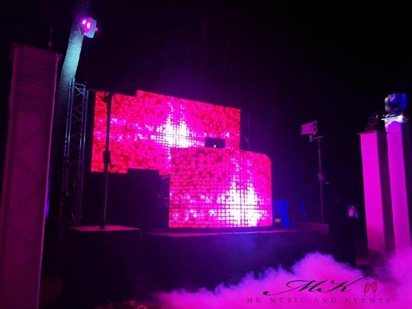 Event rentals in Miami - Led screens